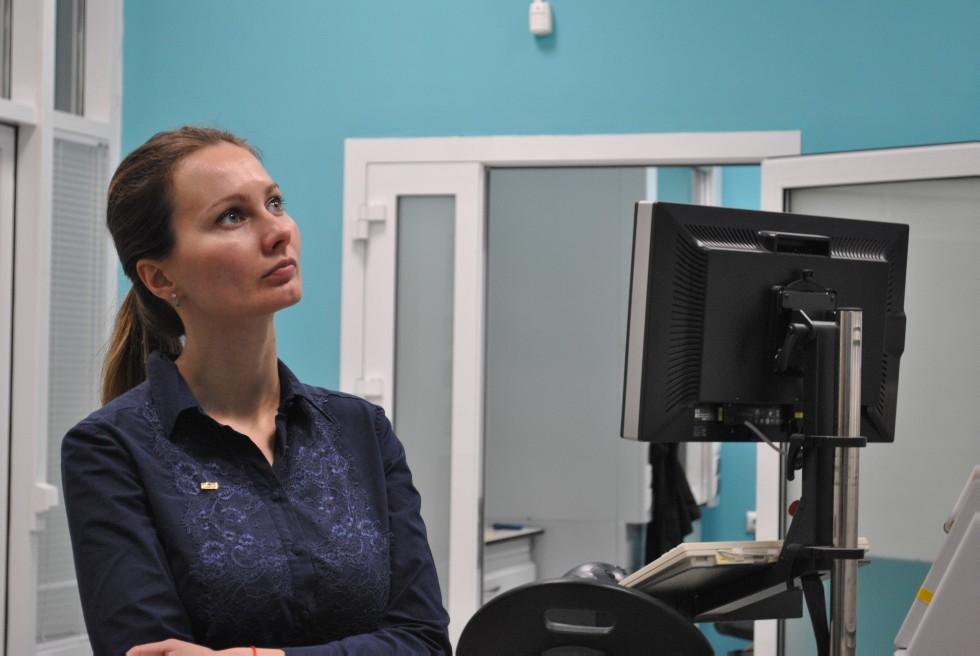 Екатерина Бредова томограф ИГиНГТ