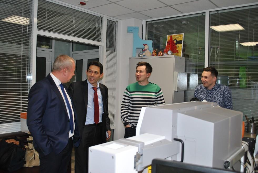 Ильдус Чукмаров Алексей Соловьев