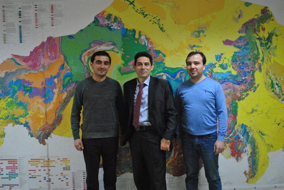 Ильдус Чукмаров Таджикский национальный университет