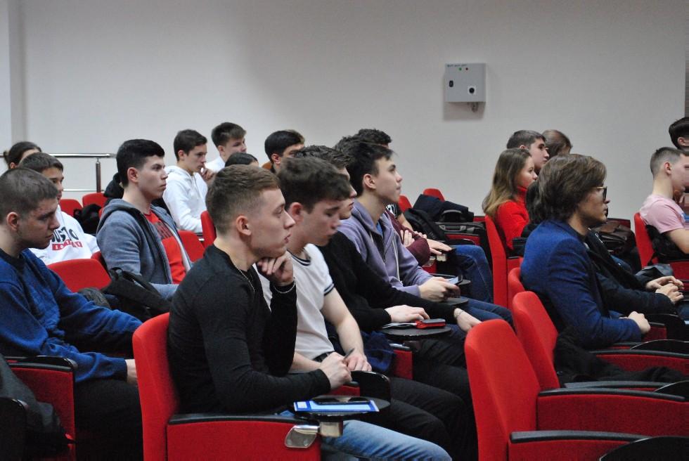 КФУ ИГиНГТ лекция Владсилав Власов