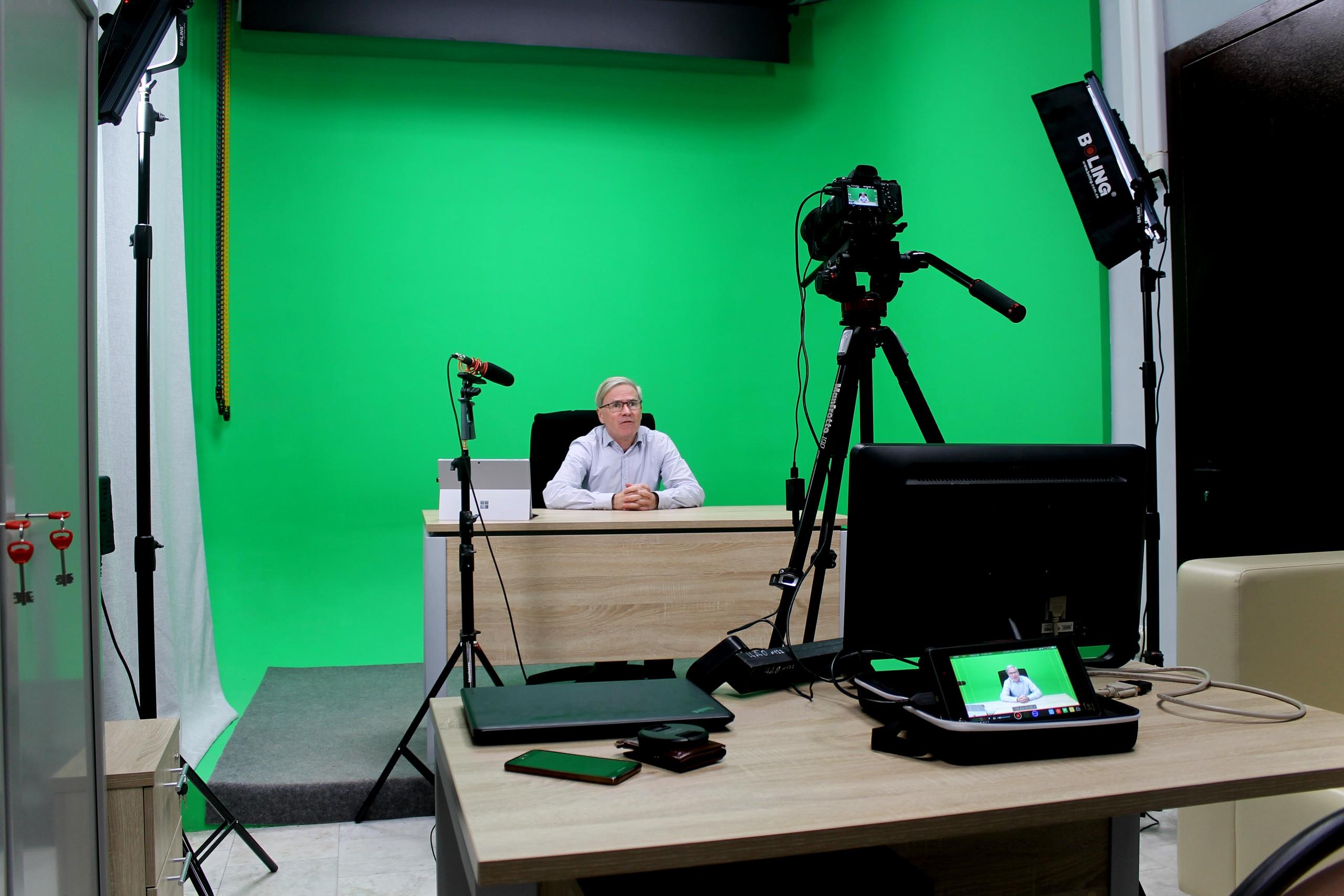 Мартин Блант Инкубатор дистанционных образовательных проектов видеолкция